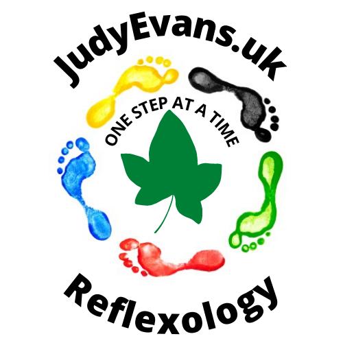 Judy Evans MAR* Reflexology One Step at a Time